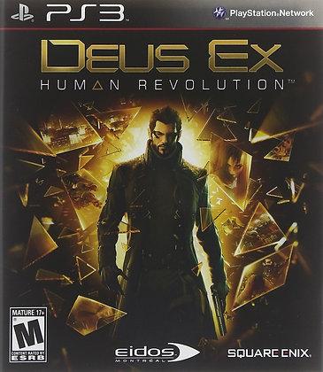 Deus Ex Human Revolution. PS3