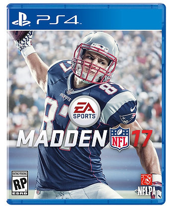 Madden NFL 2017 PS4