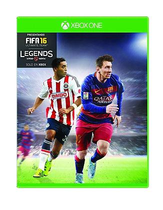 FIFA 16 Standar Edition. XBOX ONE