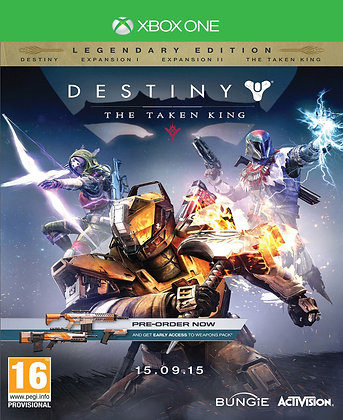 Destiny Taken King. Xbox One