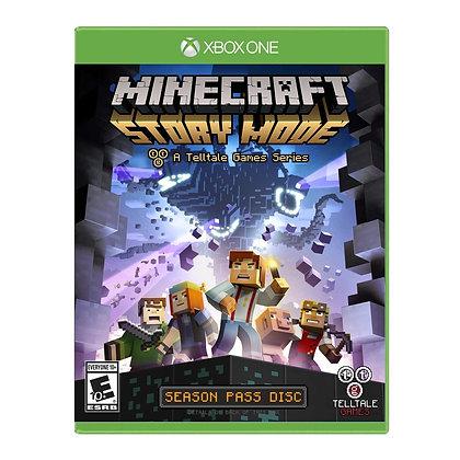 Minecraft Story Mode. Xbox One