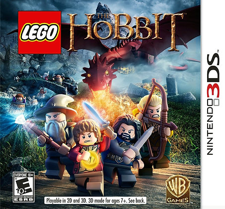 LEGO: The Hobbit 3DS