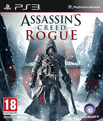 Assassin's Creed Rogue. PS3