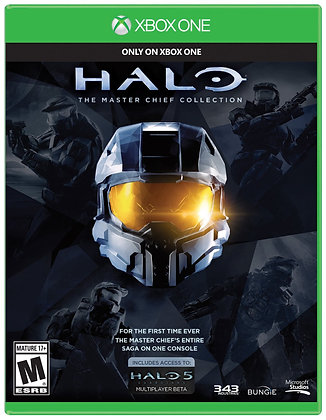 Halo The Master Chief Collection. Xbox One