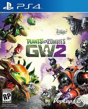 Plants vs Zombies Garden Warfare 2 PS4.
