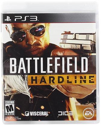 Battlefield Hardline. PS3