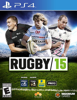 Rugby 15. PS4