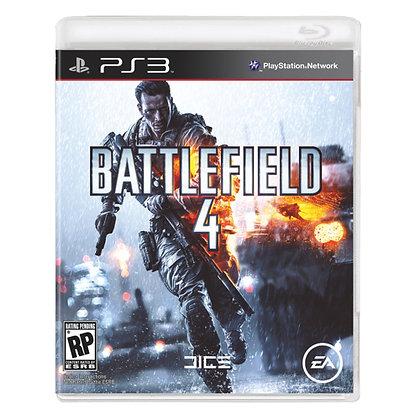 Battlefield 4. Ps3