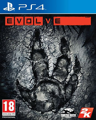 Evolve. PS4