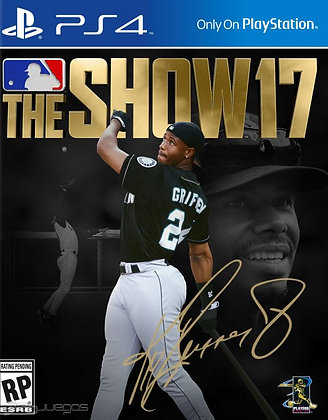 MLB THE SHOW 17. PS4