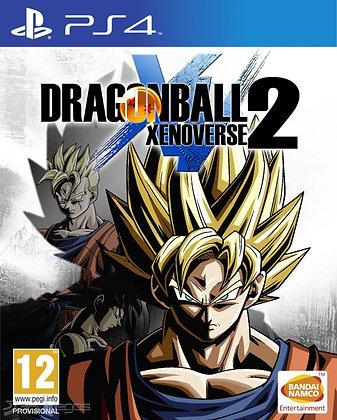 DRAGON BALL: XENOVERSE 2. PS4