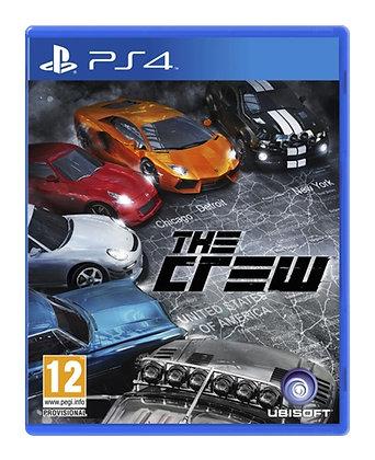 THE CREW. PS4