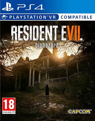 Resident Evil 7. Biohazard Ps4