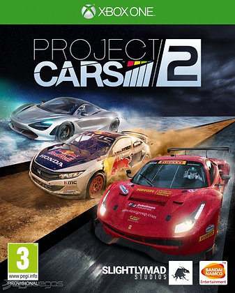 Project CARS 2 Xbox One Pre Orden