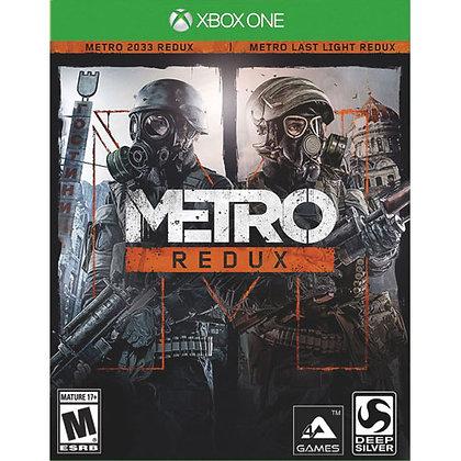 METRO REDUX. Xbox One
