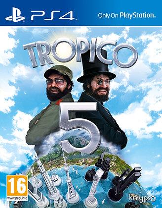 TROPICO 5. PS4