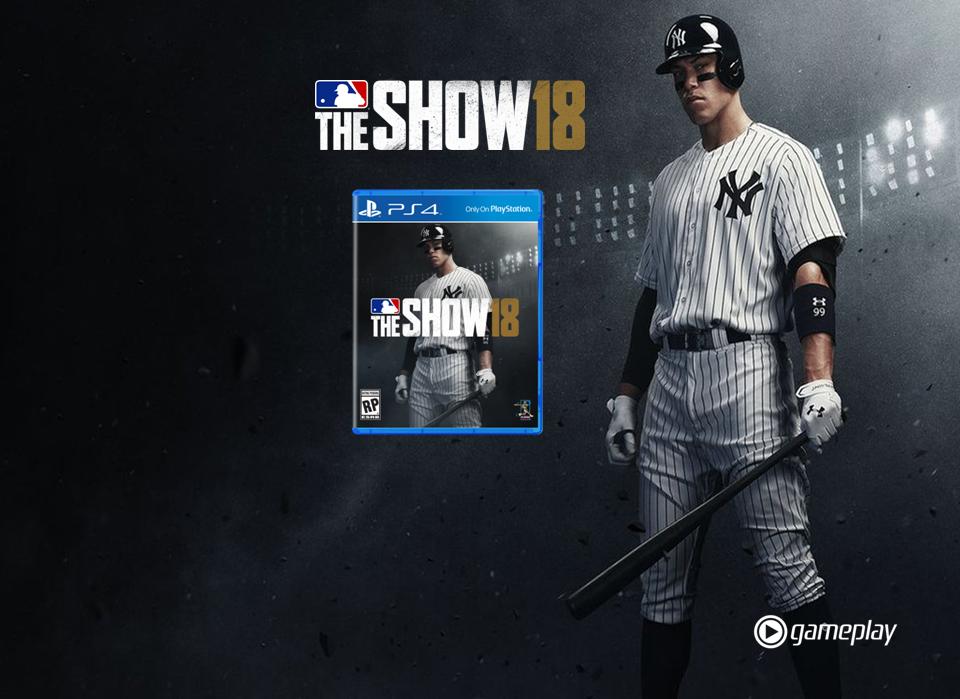MLB 18 THE SHOW PROMO portada