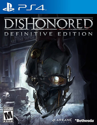 Dishonored Definitive Edition. PS4