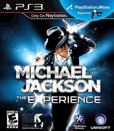 Michael Jackson The Experience. PS3