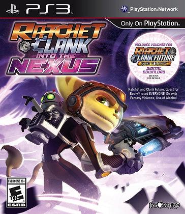 Ratchet & Clank Nexus. PS3