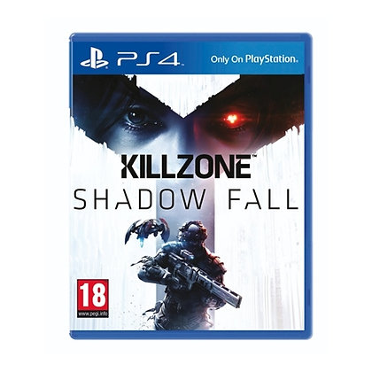 KILLZONE SHADOW FALL. PS4