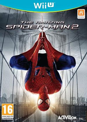 SPIDER MAN 2  WII U