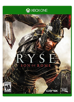 Ryse Son of Rome. Xbox One
