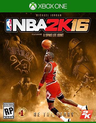 NBA 2K16 Michael Jordan Special Edition. XBOX ONE