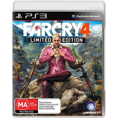 FAR CRY 4. PS3
