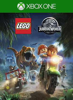 Lego Jurassic World. Xbox one