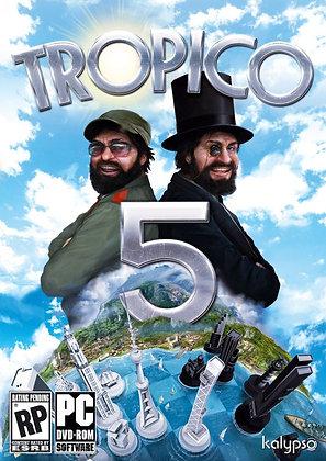 TROPICO 5. XBOX ONE