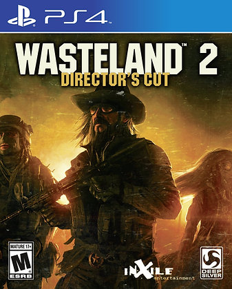 Wasteland 2 Director's Cut. PS4