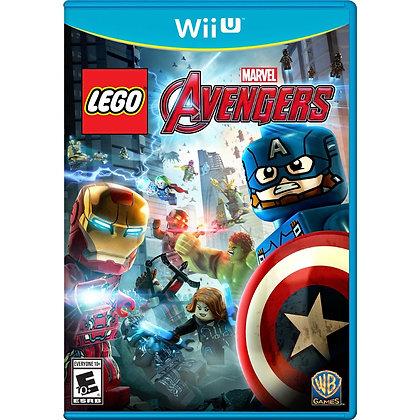 LEGO Marvel Vengadores. Wii U