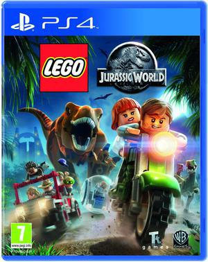 Lego Jurassic World. PS4