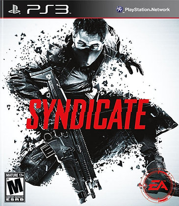 Syndicate. PS3