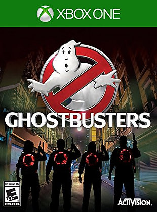 GHOSTBUSTER. XBOX ONE
