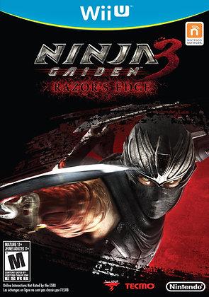 Ninja Gaiden 3 wii u