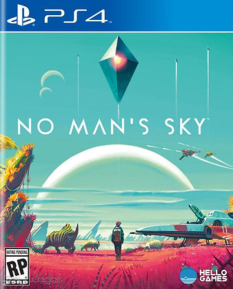 NO MAN´S SKY. PS4