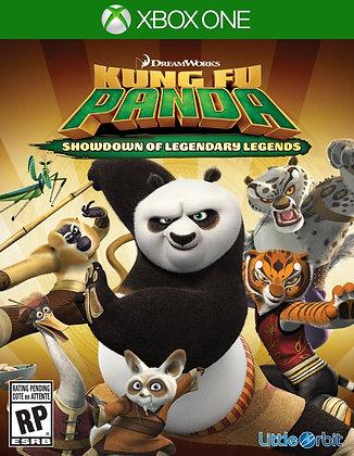 Kung Fu Panda Showdown of Legendary Leg. Xbox One