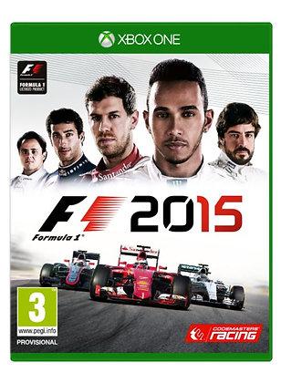 F1 2015. Xbox One