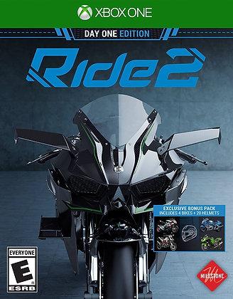 RIDE 2. XBOX ONE