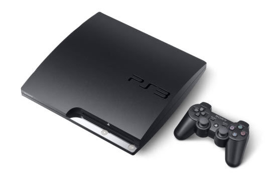 Playstation 3 Ps3 Slim 320 GB