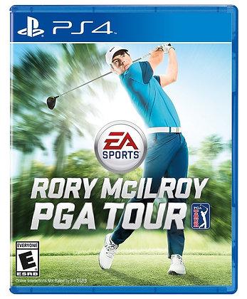 Rory McIlroy PGA TOUR. PS4
