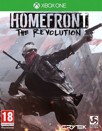 Homefront: The Revolution Xbox One