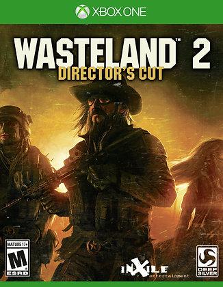 Wasteland 2 Director's Cut. XBOX ONE