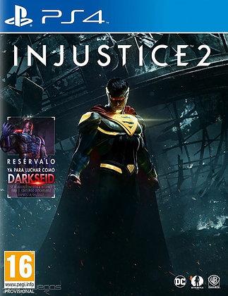 INJUSTICE 2. PS4