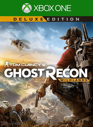 GHOST RECON WILDLANDS. XBOX ONE