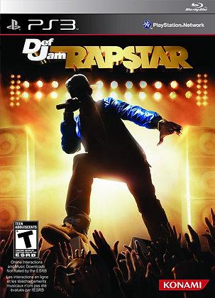 Def Jam Rapstar. PS3