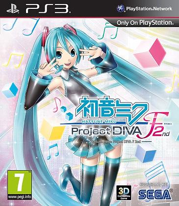 Hatsune Miku Project DIVA F 2nd. PS3