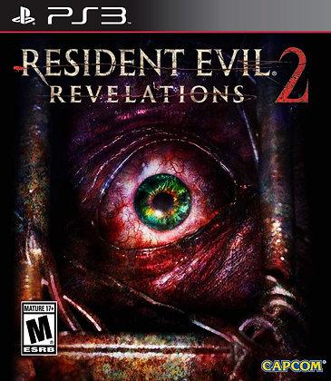 Resident Evil Revelations 2. PS3